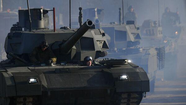 T-14 Armata - Sputnik Türkiye