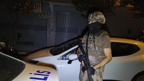 İstanbul'da çok sayıda adrese 'yasa dışı bahis' operasyonu - Sputnik Türkiye