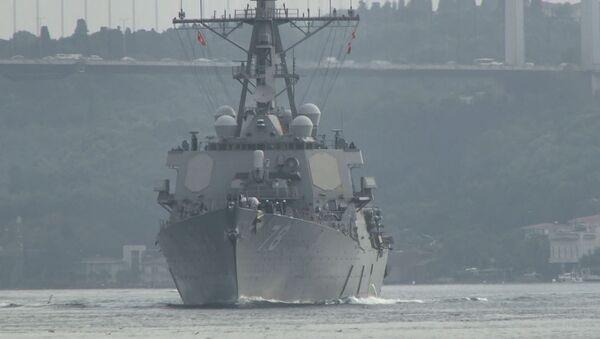 USS Porter - Sputnik Türkiye