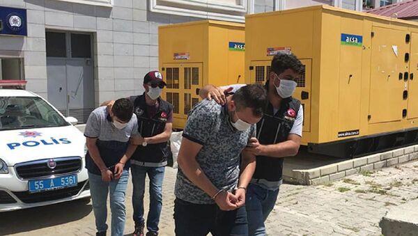 'Yardım kolisi' diye uyuşturucu sevkiyatı yapmışlar - Sputnik Türkiye