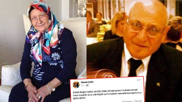Ablasını toprağa verdiği gün kalp krizi geçiren emekli emniyet müdürü hayatını kaybetti - Sputnik Türkiye