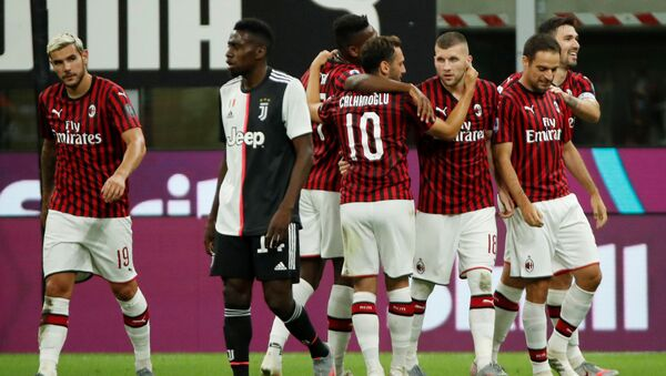 Milan-Juventus - Sputnik Türkiye