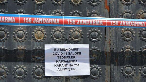 Karantina - Sputnik Türkiye