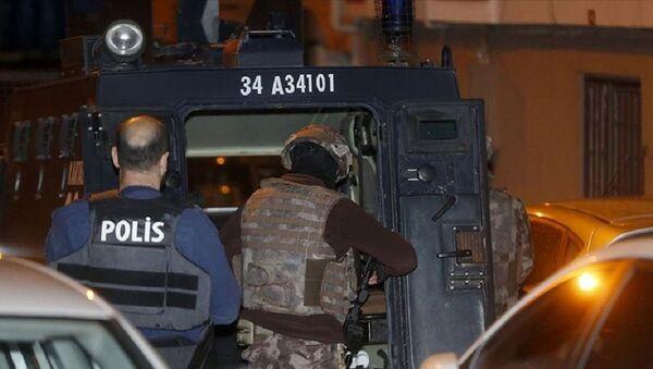 İstanbul, IŞİD operasyonu - Sputnik Türkiye